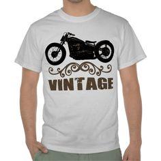 Vintage Motorbike Shirts #kustom #tshirt #motorbike #vintage #oldtimer #gift #kulture #biker