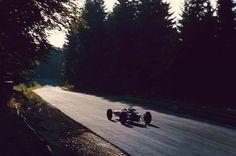 #JimClark, #LotusClimax33, 1964 German #F1 Grand Prix, #Nürburgring.