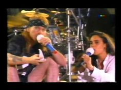 Best of Axl Rose Pissed Off - 1988 - 1993 Part II Krishna Love, Axl Rose, Pissed Off, Music Bands, Thankful, Concert, Youtube, Atv, Infinite