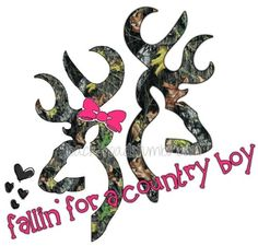 Fallin' for a country boy