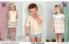 ♥ Colección MODA INFANTIL de PILAR BATANERO Primavera/Verano 2015 ♥ : ♥ La casita de Martina ♥ Blog de Moda Infantil, Moda Bebé, Moda Premamá & Fashion Moms