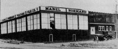 Mabel Normand's Studio