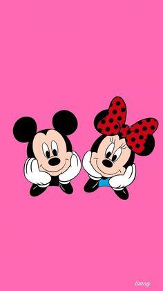 Wallpaper phone disney mickey minnie mouse Ideas for 2019 Mickey Mouse Background, Mickey Mouse Wallpaper Iphone, New Wallpaper Iphone, Cute Disney Wallpaper, Cartoon Wallpaper, Wallpaper Backgrounds, Bear Wallpaper, Cellphone Wallpaper, Mobile Wallpaper