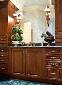 Bathroom Decor Bath Cabinets