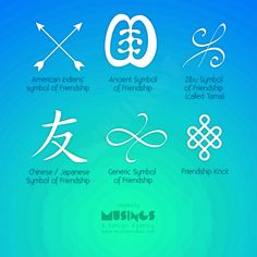 Friendship-Symbols.png (1000×1000) (Cool Pics Ideas)