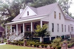 Potters House, 2300 SF. Maybe a little too big, and the dining room placement is awkward. Our big family would not fit into that tiny porch to eat, so we would have to use the front room for dining....hmmm. Upstairs bedrooms are larger than we need...but one of them along with the bonus room could be a good studio.