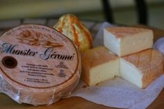 We provide you the culinary gifts of the Mediterranean F. Quiche Lorraine, Alsace, Munster, French Cheese, Milk And Cheese, How To Make Cheese, Dairy, Tour Eiffel, Food