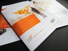 Innovation Screen | Brochure Design - Graphisch Ontwerp