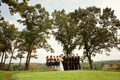 Manufactures Country Club Wedding | Abby + John » Jennifer Childress Photography