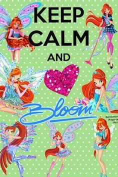 Winx Club Blog: Keep Calm & Love Winx!!