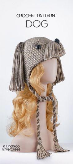 Patti07s Princess Belle Wighat Pinterest Crochet Beanie Hat