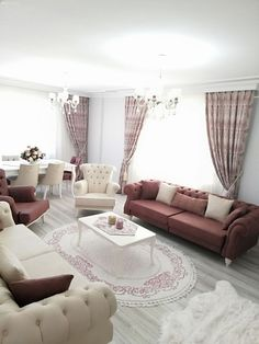 F You Will Be Inspired For Sofa Sets Color Combinations .- Koltuk Takımları Renk Kombinleri için İlham Alacağınız Fikir Ideas You Will Be Inspired For Sofa Sets Color Combinations - Living Room Sofa, Home Living Room, Living Room Decor, Interior Design Living Room, Living Room Designs, Home Decor Furniture, Furniture Design, Drawing Room Furniture, Upcycled Home Decor