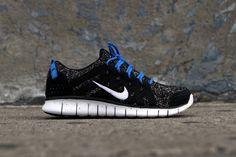 Nike Free Run 2+ Wool & Free Powerlines Wool @ Kith NYC