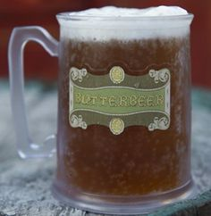 Butter Beer Cocktail