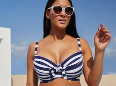 12 Truly Supportive Bikinis For Larger Busts - Wheretoget