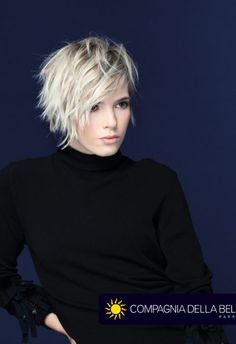 Today we have the most stylish 86 Cute Short Pixie Haircuts. Pixie haircut, of course, offers a lot of options for the hair of the ladies'… Continue Reading → Shaggy Short Hair, Messy Short Hair, Short Shag Hairstyles, Short Pixie Haircuts, Short Hair With Layers, Short Hair Cuts For Women, Teenage Hairstyles, Short Hair Trends, Short Hair Styles