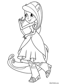 Cute Coloring Pages, Coloring Sheets, Coloring Books, My Little Pony Coloring, Daisy Girl Scouts, Disney Colors, Equestria Girls, Baby Quilts, Sketches