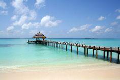 Kurumathi Island, Maldives Spent an amazing holiday here a few years back now.