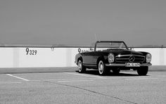 Mercedes Benz 230 SL by dmnkhhn, via Flickr