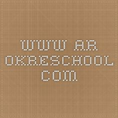 www.ar-okreschool.com Class info