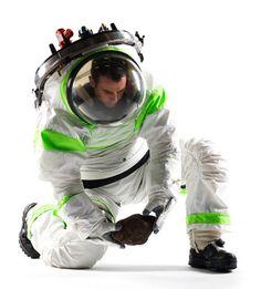Z-1 / Es el traje espacial más reciente de la NASA, destinado a hacer la exploración planetaria más factible.