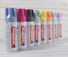 Edding Permanent Acrylspray im test