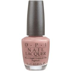 Opi Chocolate Moose (€25) ❤ liked on Polyvore featuring beauty products, nail care, nail polish, makeup, nails, beauty, chocolate, womens-fashion, chocolate brown nail polish and opi nail polish