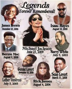 Celebrate Black Music Month (Even though Bernie Mac wasn't in the music sector, he did fill our loves with the melody of laughter. Gerald Levert, Rapper, Isaac Hayes, Rick James, Luther Vandross, Black Art Pictures, Black Love Art, Famous Photos, Iconic Photos