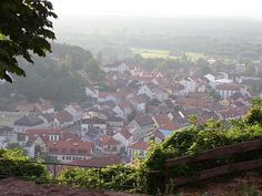 Landstuhl, Germany - Lived there for several years. I never remember it being that pretty though.