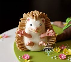 Hedgehog birthday cake — Children's Birthday Cakes