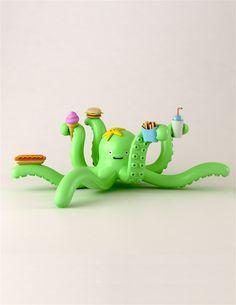 Yum Yum Toys Series 1 & 2 by Yum Yum , via Behance