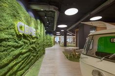 Office of the Year Island Moos, Design, Sustainability, Teamwork, Offices, Nature, Cases, Design Comics
