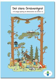 Lek, lär och sprid! | Håll Sverige Rent Saga, Content Media, Blogg, Nature Study, Science Lessons, After School, Science And Nature, Social Studies, Recycling