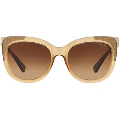 ce9354bd71bb8 Coach Cat s Eye Gradient Sunglasses