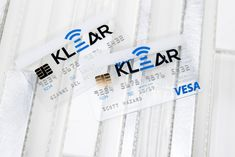 Klear Technologies Business Cards