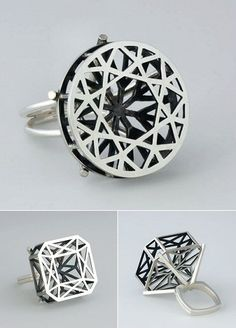 TheCarrotbox.com modern jewellery blog : obsessed with rings // feed your fingers!: November 2013