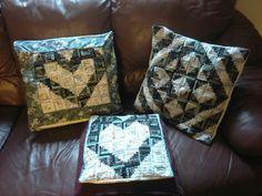 Throw Pillows, Quilts, Toss Pillows, Cushions, Quilt Sets, Decorative Pillows, Log Cabin Quilts, Decor Pillows, Scatter Cushions
