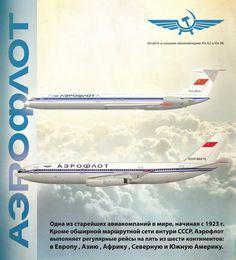Soviet Poster, Aeroflot