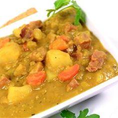 Wintertime French Style Split Pea Soup Allrecipes.com