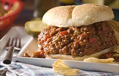 If Sloppy Joes Could Talk They Would Be So Emo