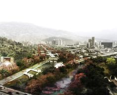 MEDELLIN / The river that is not - LCLA office