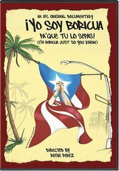 Film: Yo soy Boricua, pa'que tu lo sepas! (2006). A documentary on New York's annual Puerto Rican Day parade.