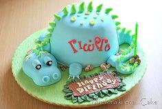 Good cakes aren't cheap,Cheap cakes aren't good. Dino Cake, Dinosaur Cake, Dinosaur Birthday Party, Birthday Cake, Birthday Ideas, Little Prince Party, Cakes For Boys, Boy Cakes, Cakes And More