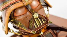 'Star Wars' masks made from old Louis Vuitton bags will make you turn to the dark side