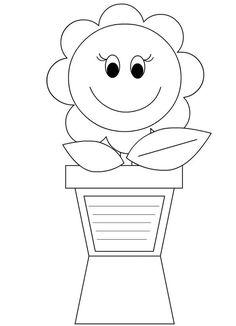 Mother's day card coloring page – Artofit Diy Crafts For Kids, Art For Kids, Cadeau Parents, Spring Art, Mothers Day Crafts, 8th Of March, Mother And Father, Kids Cards, Easter Crafts
