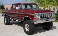 old ford trucks 1979 Ford Truck, Ford Pickup Trucks, 4x4 Trucks, Diesel Trucks, Lifted Trucks, Cool Trucks, Custom Trucks, Lifted Dually, Pickup Camper