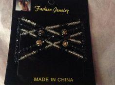 New Easy Stretchable Black Magic Comb Fashion Jewelry