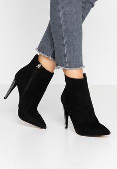 ALDO KAITY - Bottines à talons hauts - black - ZALANDO.FR Aldo, Zalando Shoes, Black Noir, Booty, Ankle, Fashion, Spike Heels, Tops, Ankle Boots