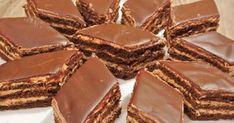 Astăzi, drag amator ale bucatelor delicioase, vă prezentăm o rețetă reușită de prăjituri fine, cu o cremă extrem de delicioasă. Combinația ingenioasă a blaturilor de ciocolată cu crema de lapte condensat nu va lăsa pe nimeni indiferent. Din cele mai accesibile ingrediente veți obține un desert gustos și apetisant, care se prepară foarte simplu. Pregătiți deliciul ispititor și uimiți familia dragă. INGREDIENTE PENTRU ALUAT – 180 g de făină cernută – 3 linguri pudră de cacao – 1 linguriță ... Baking Recipes, Cake Recipes, Best Pasta Recipes, Homemade Sweets, Romanian Food, Mousse Cake, Desert Recipes, No Bake Cake, Food To Make