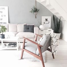 Amazing Best Small Living Room Ideas With Scandinavian Style Awe 44 Lamp And Stylish Scandinavian Living Room Designs Inspirations Small Living Rooms, My Living Room, Living Room Interior, Home And Living, Living Room Designs, Living Room Furniture, Living Room Decor, Cozy Living, Interior Livingroom